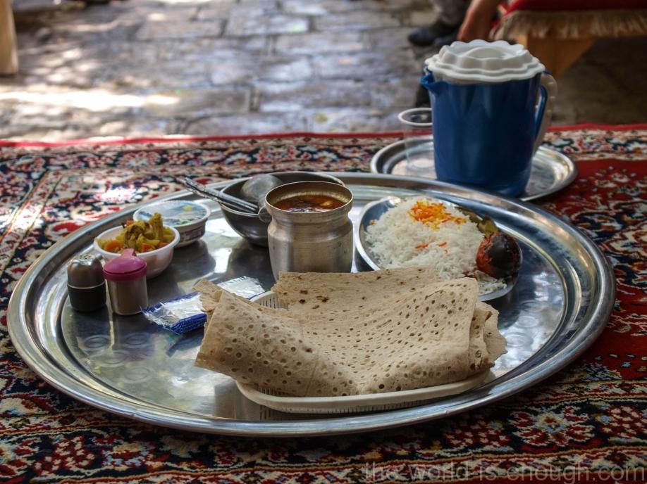 iranian food