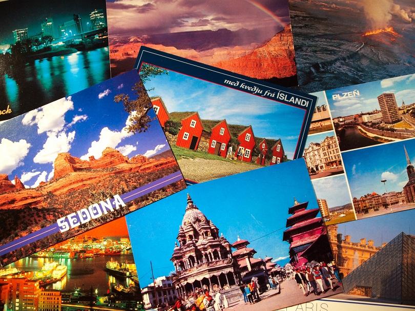 Те самые открытки