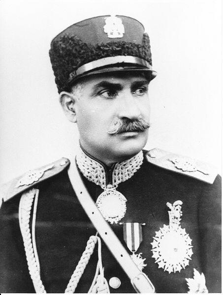 Реза-хан Пхлеви