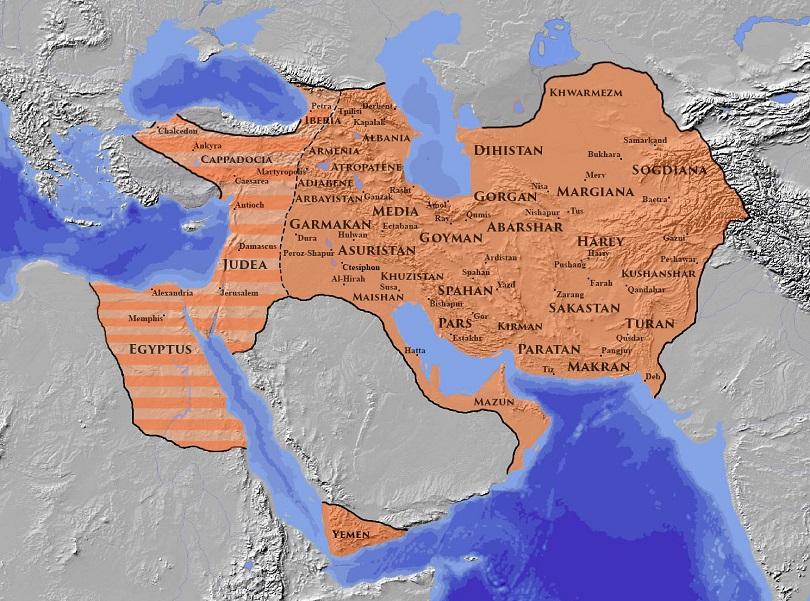 Империя Сассанидов
