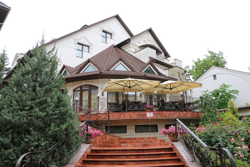 Кишинев, VisPas Hotel