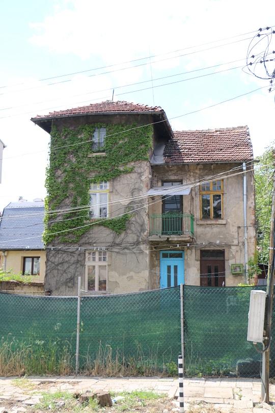 old Sofia streets