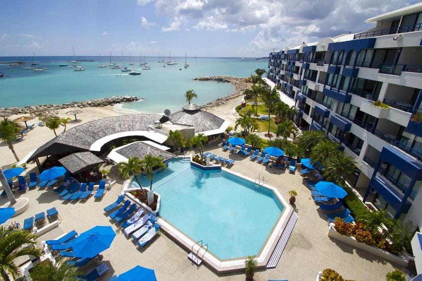 Royal Palm Beach Resort, Симпсон-Бей