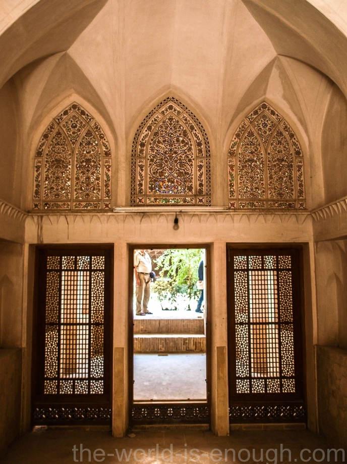 Abbasian Historical House, Kashan, Iran