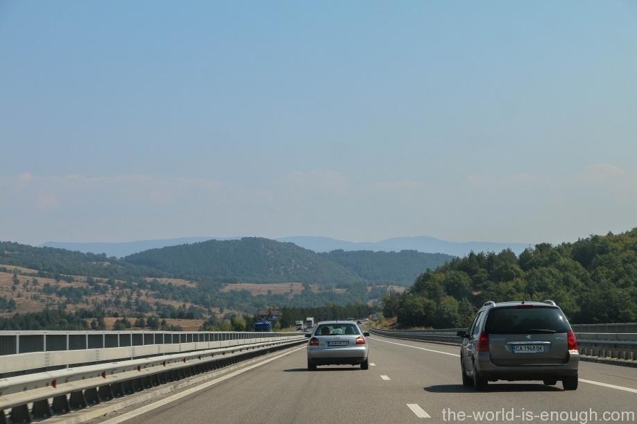 Болгария, Автотрасса А1