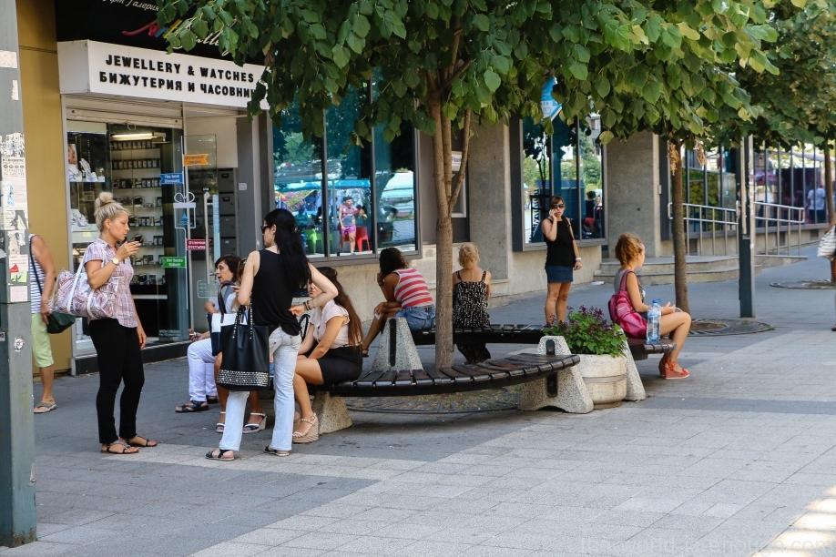 Александровская улица, Бургас