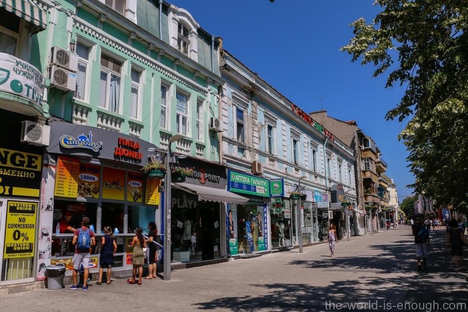 Бульвар Алеко Богориди, Бургас
