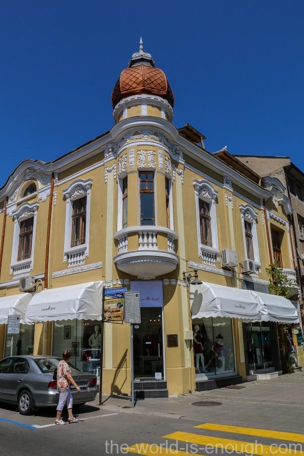 Дом на бульваре Алеко Богориди, Бургас