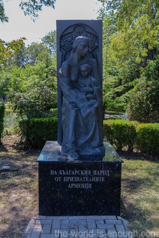 Приморский парк, Бургас