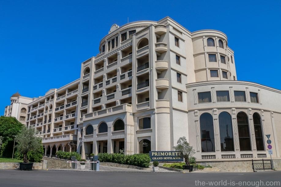 Приморец Гран Отель & Спа, Бургас