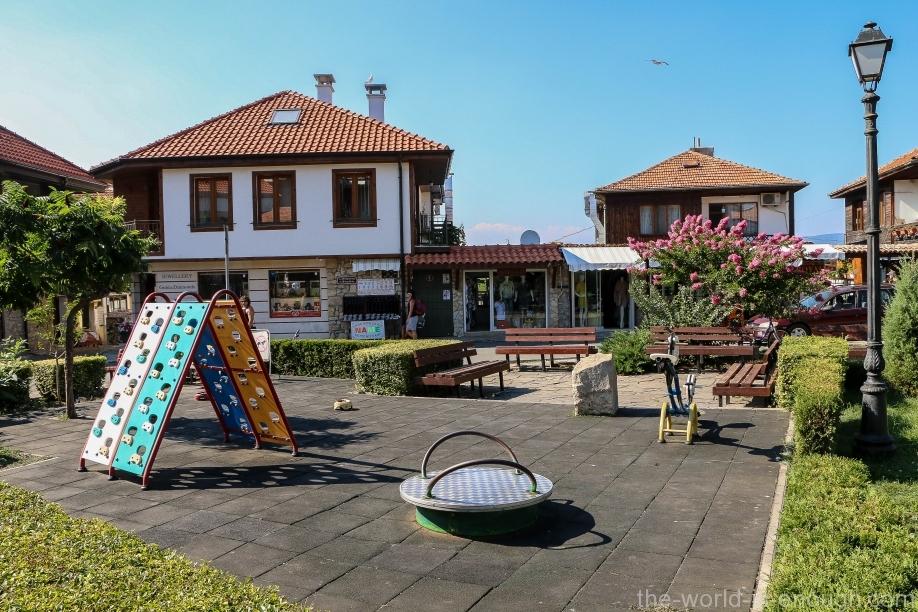 Детская площадка, Несебр