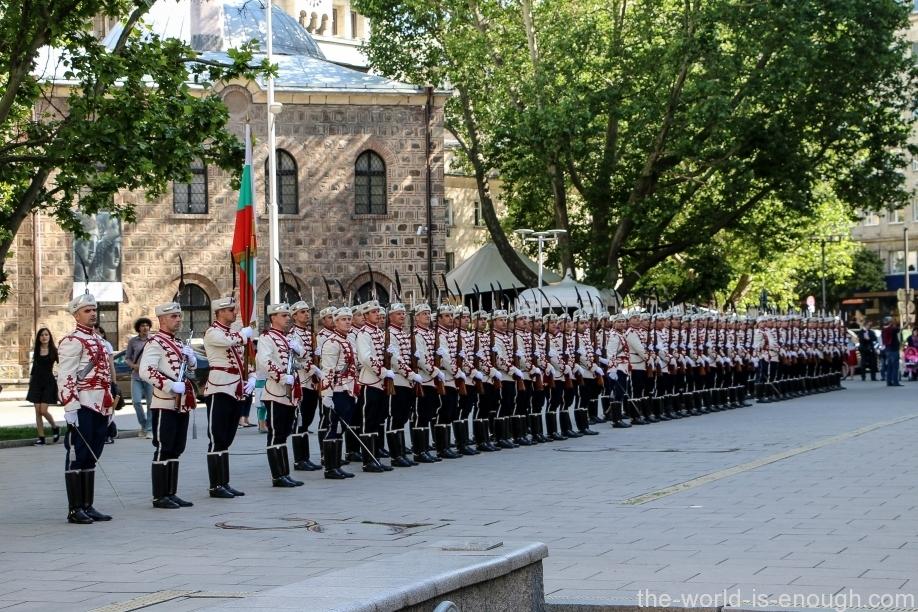 болгарская Национальная гвардейская часть