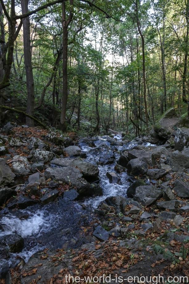 Боянский водопад, Витоша