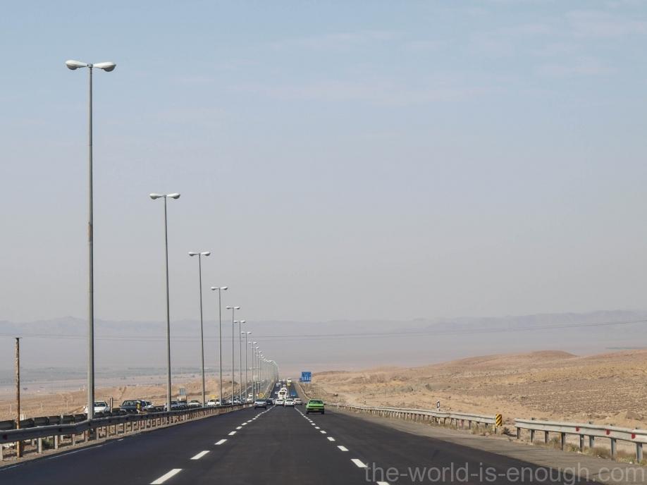Иран, дороги, Highways in Iran