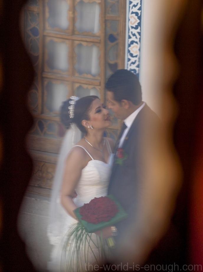 Иранская свадьба, Исфахан