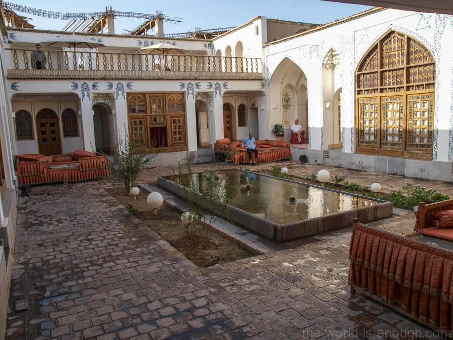 Иран, Исфахан, Isfahan Traditional Hotel