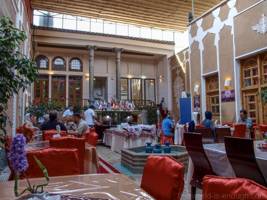 Иран, Исфахан, Isfahan Traditional Hotel