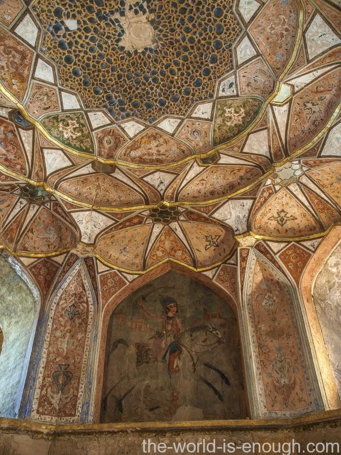 Дворец Хашт-Бехешт, Исфахан, Иран