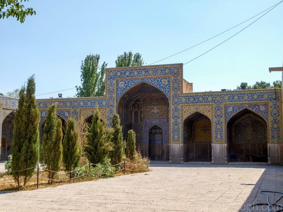 мечеть Аббаси (мечеть Имама), Исфахан