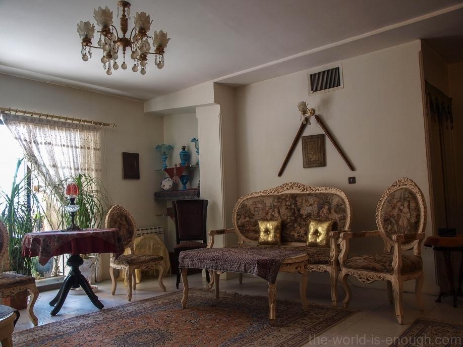 Исфахан, как живет иранская семья