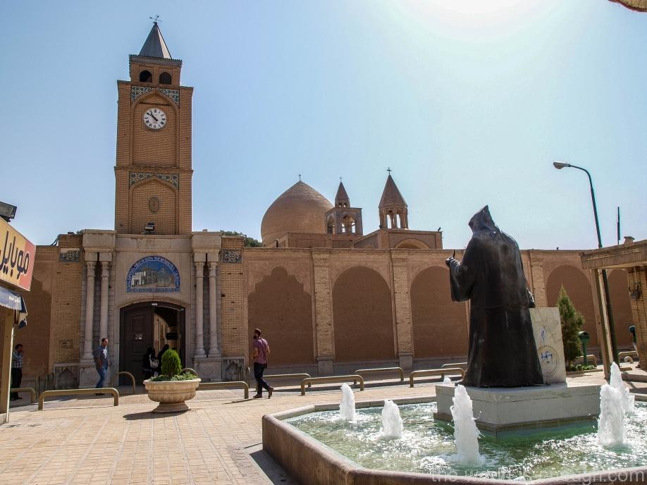 Ванкский собор, Новая Джульфа, Исфахан, Иран