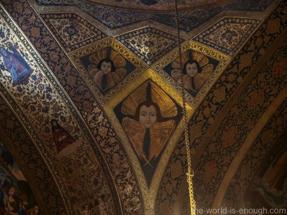 Церковь Ванк, Исфахан, Иран