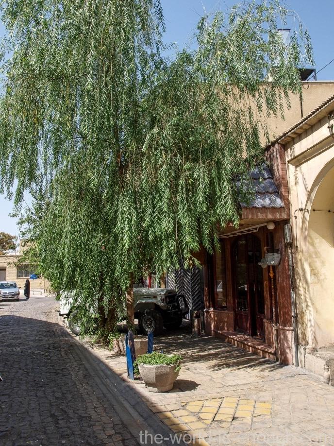 Улицы Новой Джульфы, Исфахан, Иран