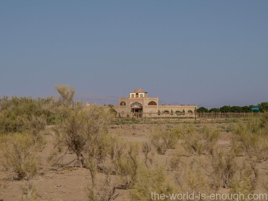 Пустыня Маранджаб, Iran Matin Abad desert camp