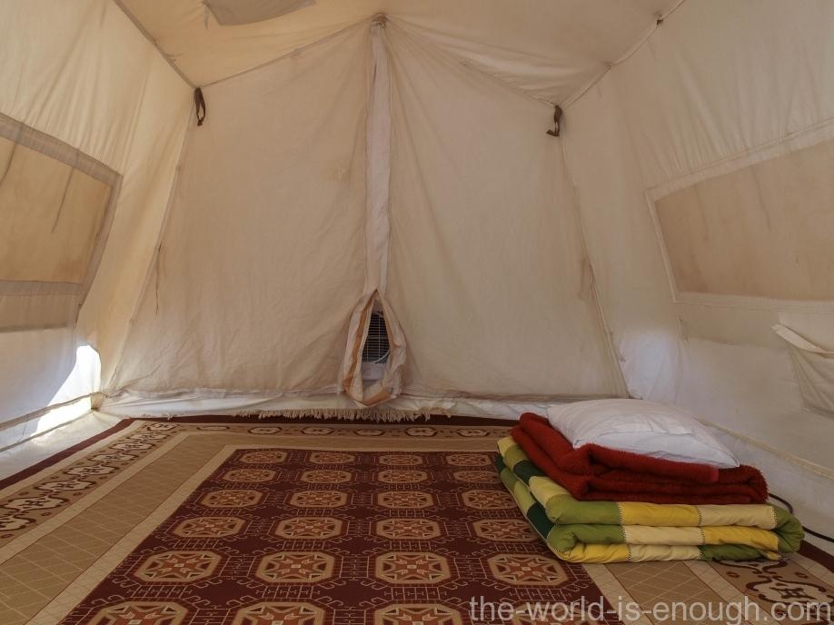 Пустыня Маранджаб, Matin Abad Desert Camp