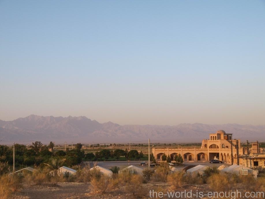 Matin Abad desert camp