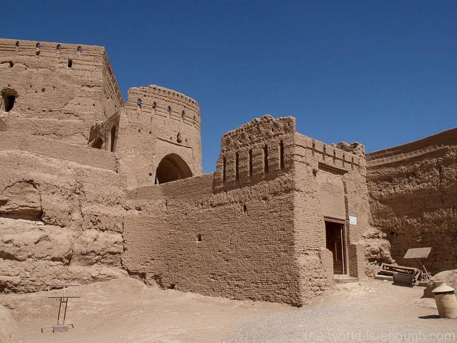 Мейбод, крепость Нарин,