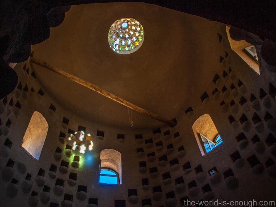 Голубиная башня, Мейбод