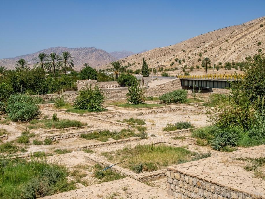 Бишапур, Иран