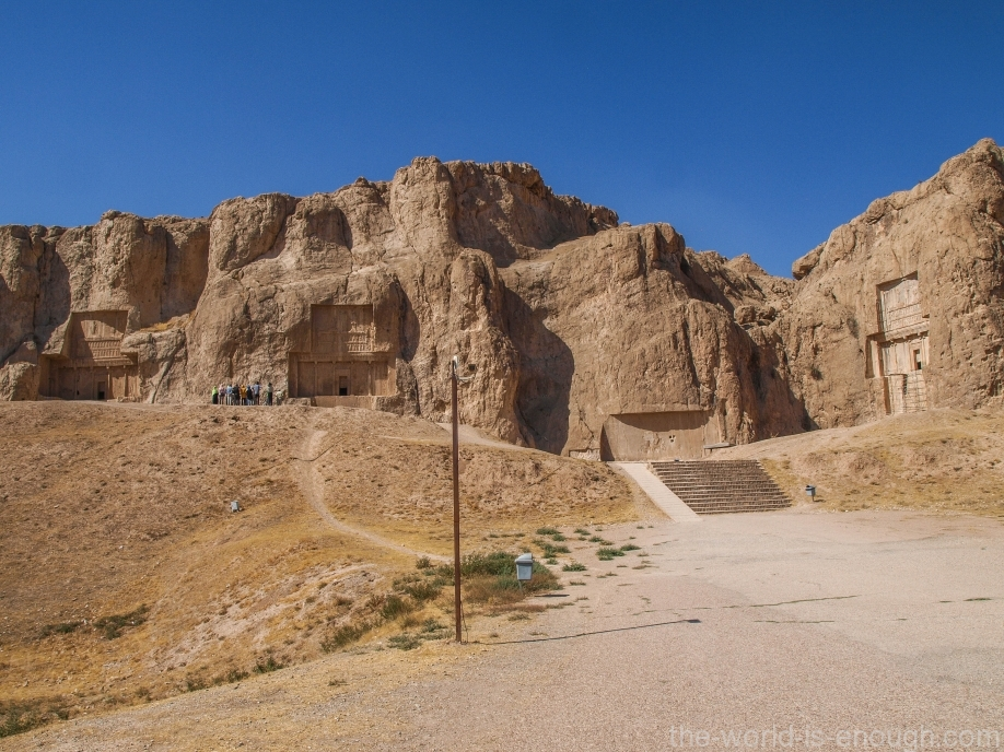 Накше-Рустам. Иран