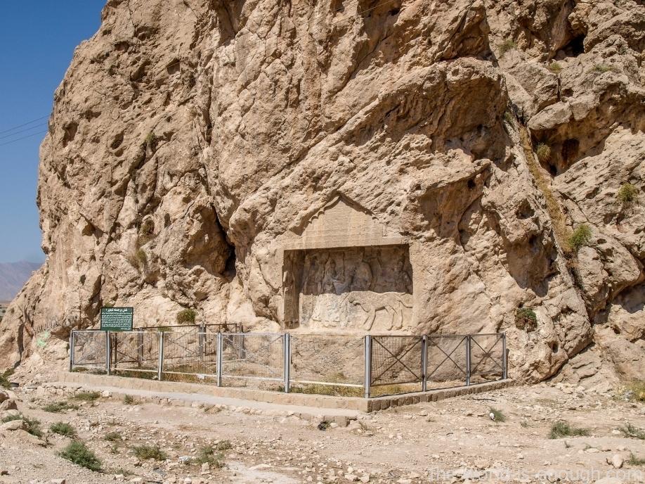 барельеф, Фарс, Иран