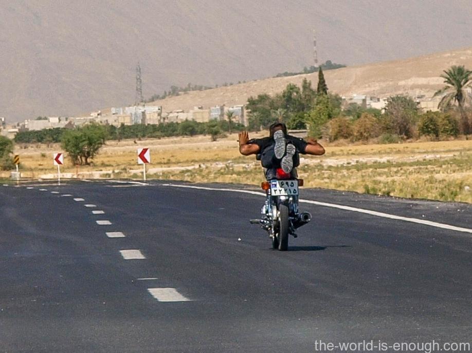 iranian bikers