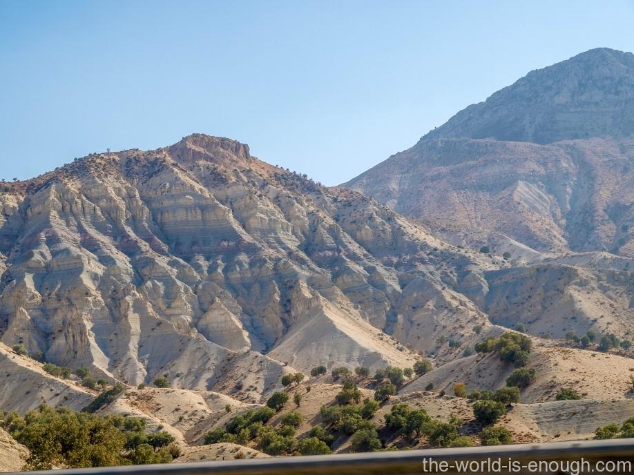 Горная гряда Загрос, Иран