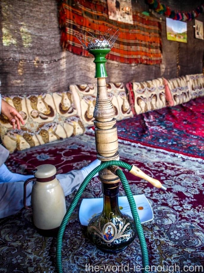 Персидский кальян