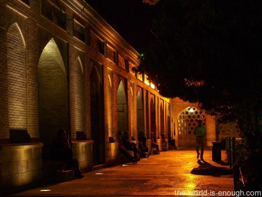 Гробница Хафиза, Шираз