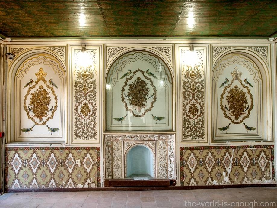 Дом Кавам, Шираз