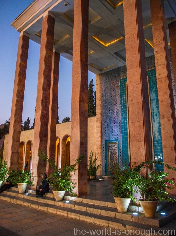 Щираз, Гробница Саади