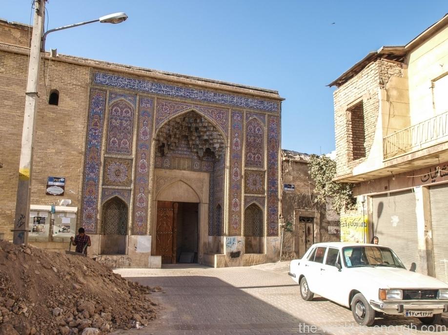 мечеть Насир ол Молк
