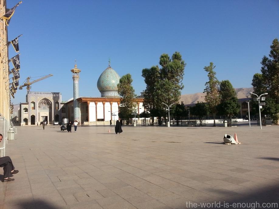 Шах Шерах, Шираз