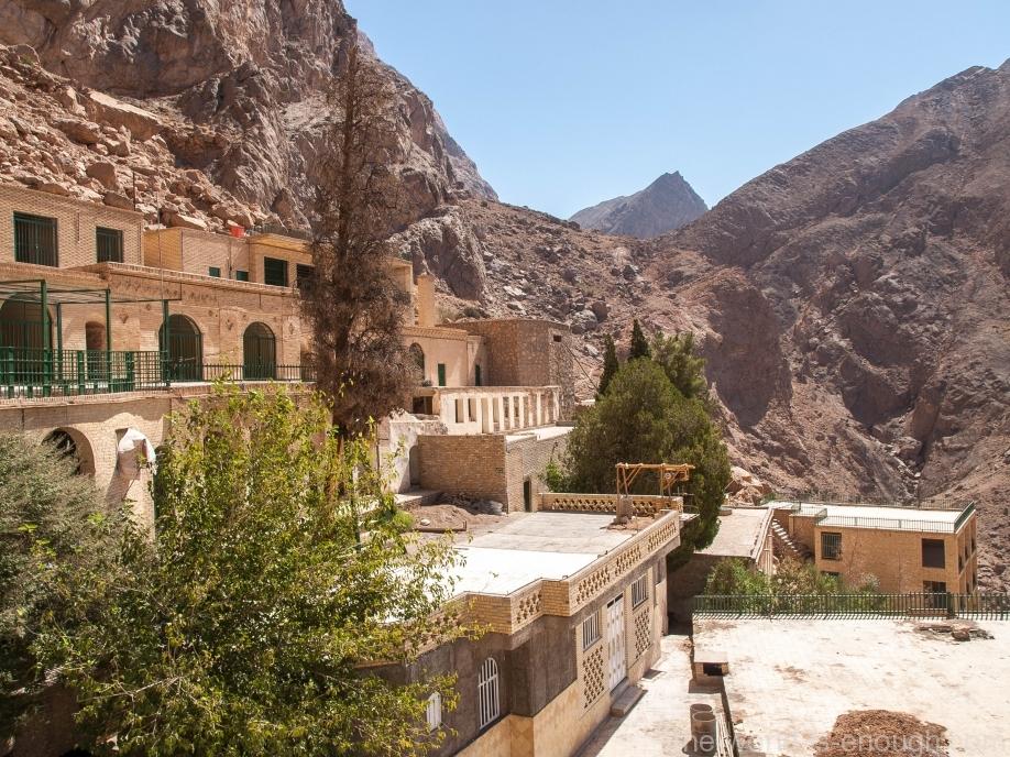 гостевые дома, чак-чак, йезд, иран