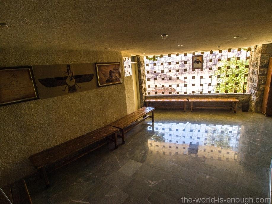 Храм Чак Чак комната для паломников