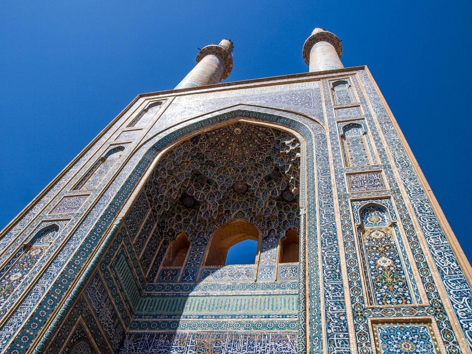 Пятничная мечеть Язда