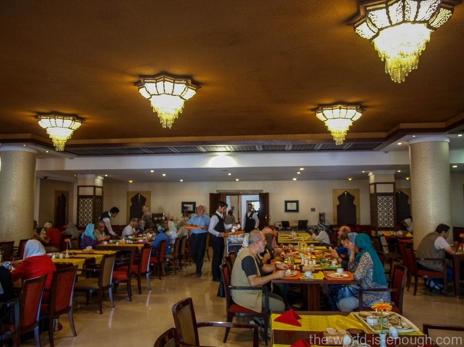 Йезд (Язд) Parsian Safaiyeh Hotel