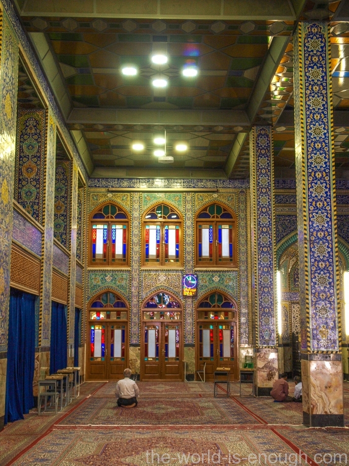 Голубая мечеть Мохаммади, Йезд