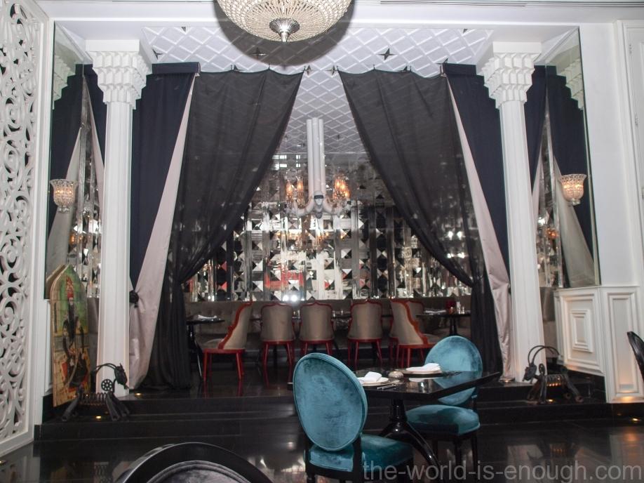 Тегеран, Divan restaurante