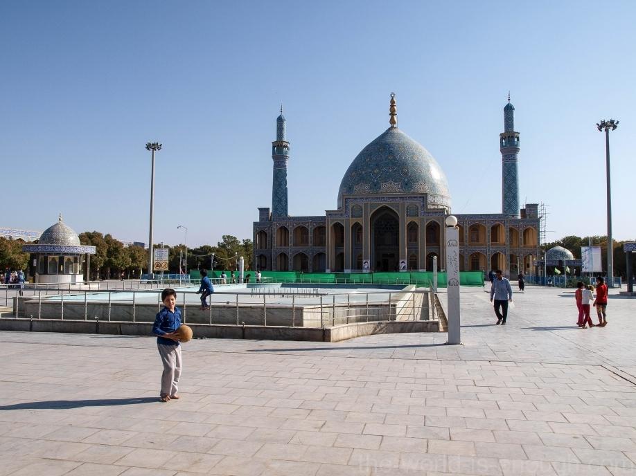 Imamzadeh Agha Ali Abbas Shrine